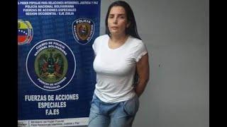 Autoridades de Venezuela confirman que Aída Merlano fue detenida en Maracaibo - Noticias Caracol