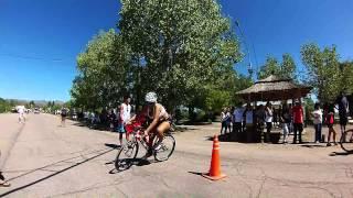 Triatlon Los Reyunos 2014