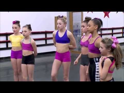 5f6700b700aa5 Dance Moms- Group Rehearsal for Bollywood and Vine - YouTube