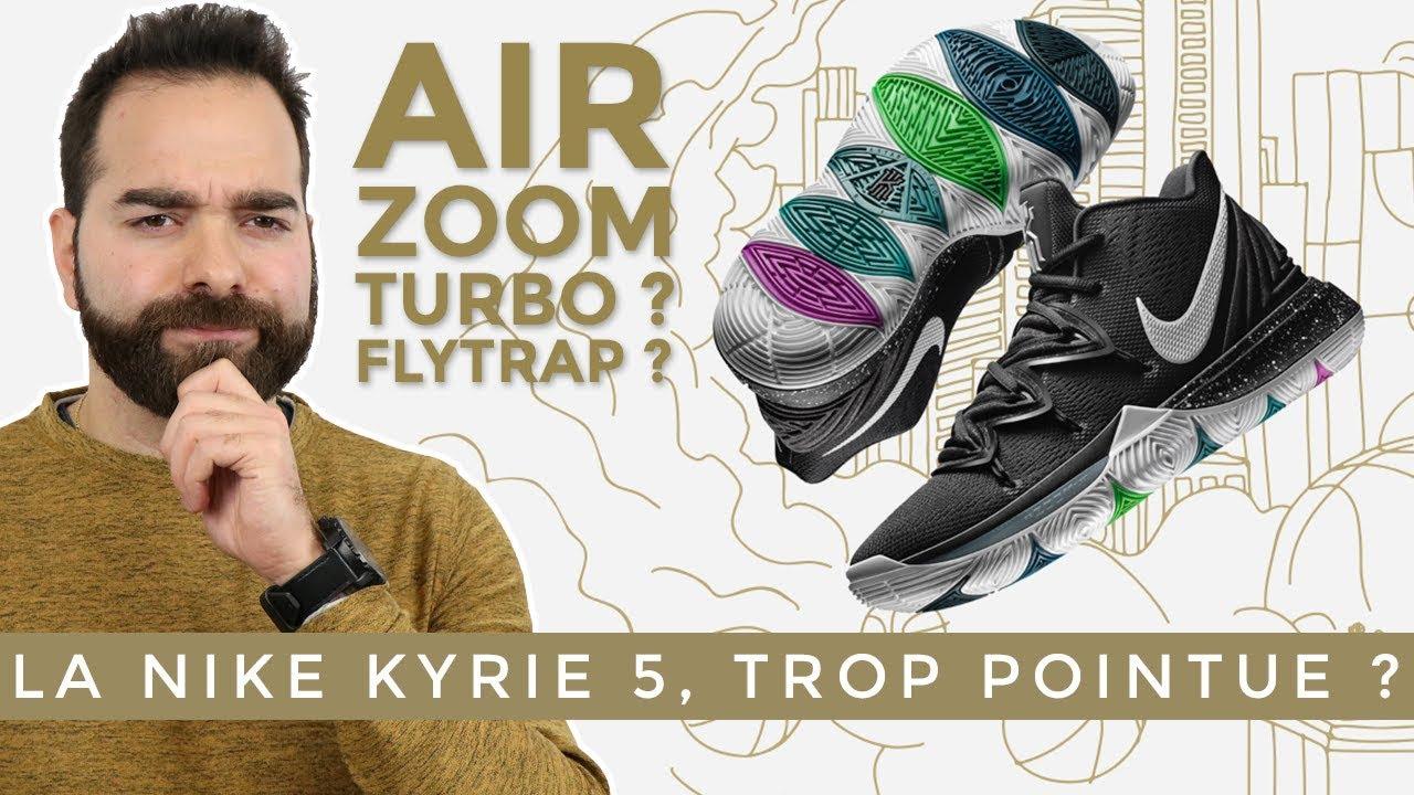 5 Présentation Kyrie Nike Youtube amp; Avis UqYxx4F