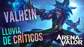 Valhein  Arena of Valor  Black Ursus  Espaol