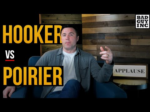 Dan Hooker vs Dustin Poirier makes sense...
