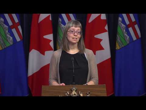 Update on COVID-19 in Alberta - March 8, 2020