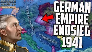 German Empire Endsieg in 1941 Fixing Your Disaster HOI4 Savegames
