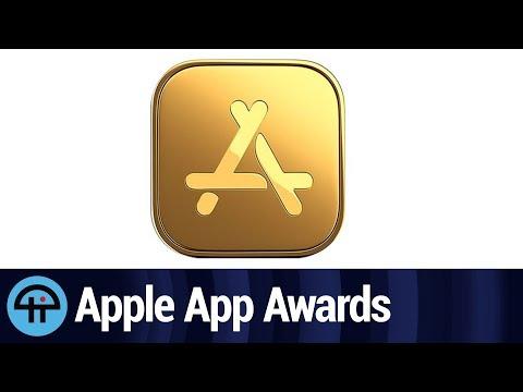 Apple App Awards December 2