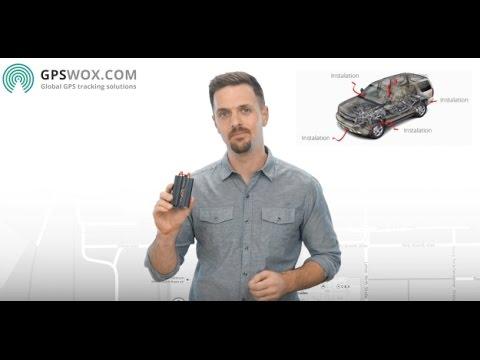 Vehicle, Car GPS Tracker Coban 103 - Review, Configuration, Installation Manual. Car, Van tracking.