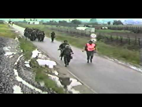 1986 - Lahr Germany - 4CER - Forced March - Dirty Thursday