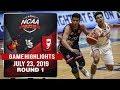 CSJL Vs. EAC - July 23, 2019   Game Highlights   NCAA 95 MB