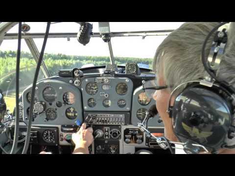 Saab Safir flight part 2
