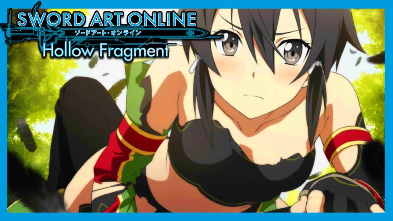 Sword Art Online: Hollow Fragment - PS VITA Walkthrough