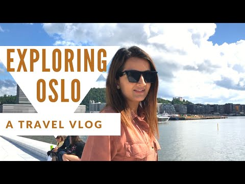 OSLO CITY TOUR | PART 1 | NORWAY TRAVEL VIDEO