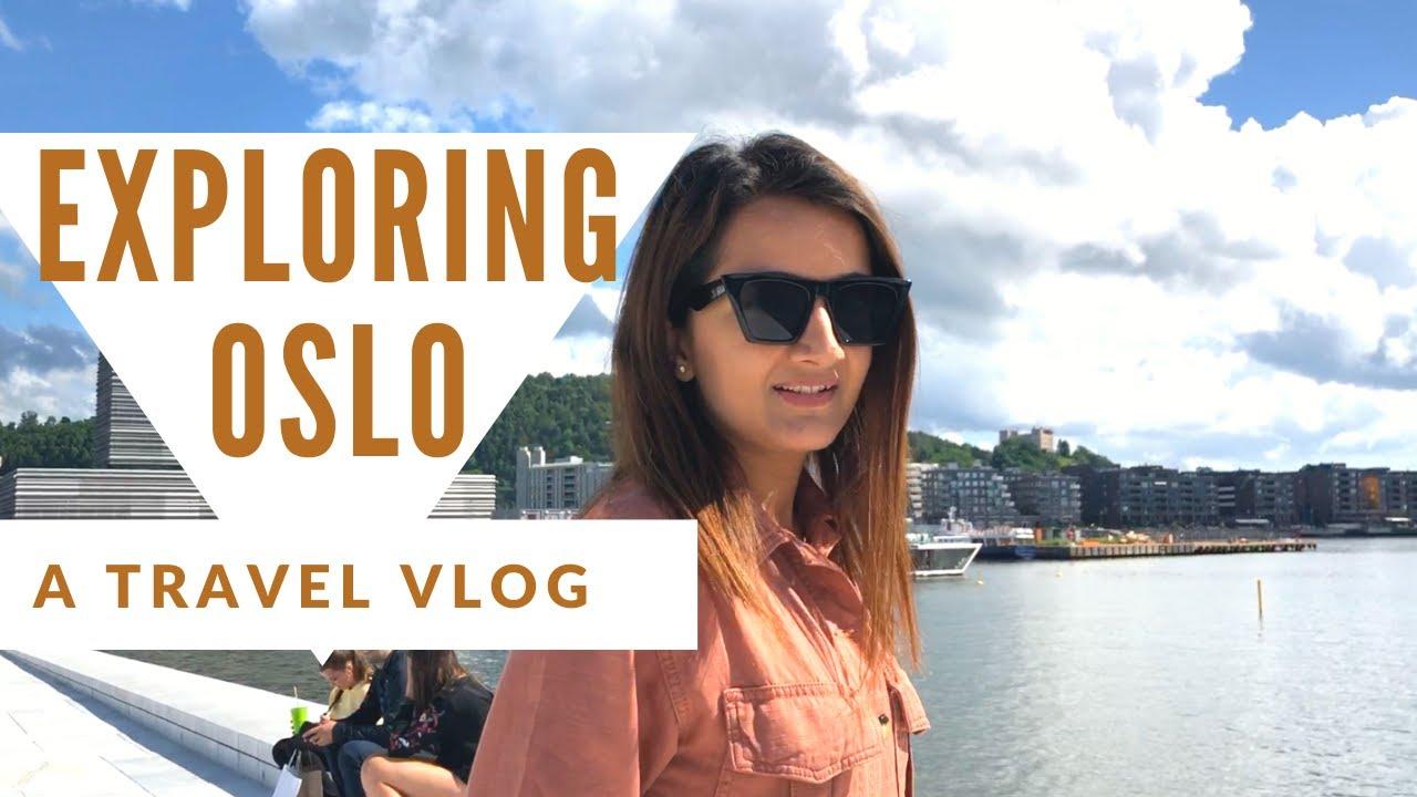 OSLO CITY TOUR | PART 1 | NORWAY TRAVEL VIDEO