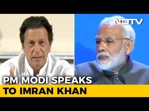 PM Modi Congratulates Pakistan's Imran Khan, Talks Of Peace And Development