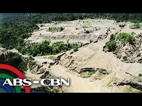 TV Patrol: Abandonadong minahan sa Marinduque, inireklamo