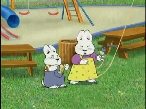 Max And Ruby E12 Ruby S Lemonade Stand Ruby S Rummage Sale