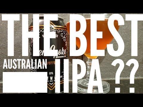 BentSpoke Cluster 8 IIPA By Bentspoke Brewing Company | Australian Craft Beer Review