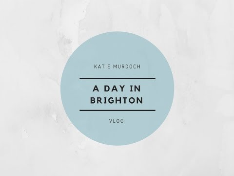 A DAY IN BRIGHTON & TRAINPOOL KARAOKE?!