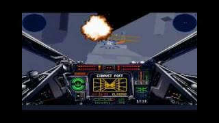 Star Wars: X-Wing - Death Star Trench Run