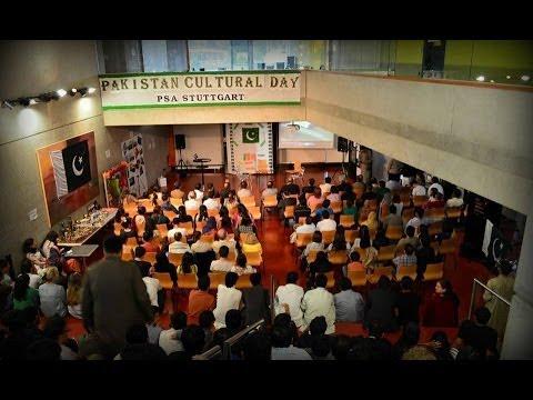 Pakistan Cultural Day ~ University of Stuttgart