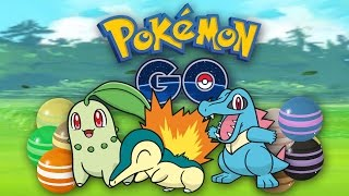 Save These Candies for Generation 2 in Pokemon GO!