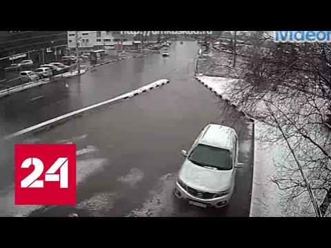"""""""Погода 24"""": за ночь зима вернулась в несколько регионов России - Россия 24"""