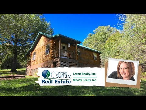 Cabins For Sale in Alton, Missouri| United Country Cozort Realty, Inc