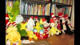 Eades Family Dr. Seuss Birthday Party