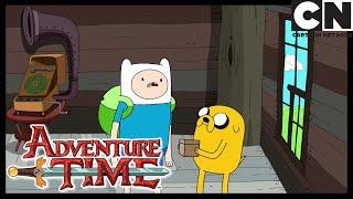 Jake and Finn | Adventure Time | Cartoon Network
