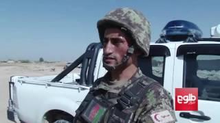 Military Advances Made In Helmand / بازپس گیری حوزه دوم امنیتی از سوی نظامیان کشور