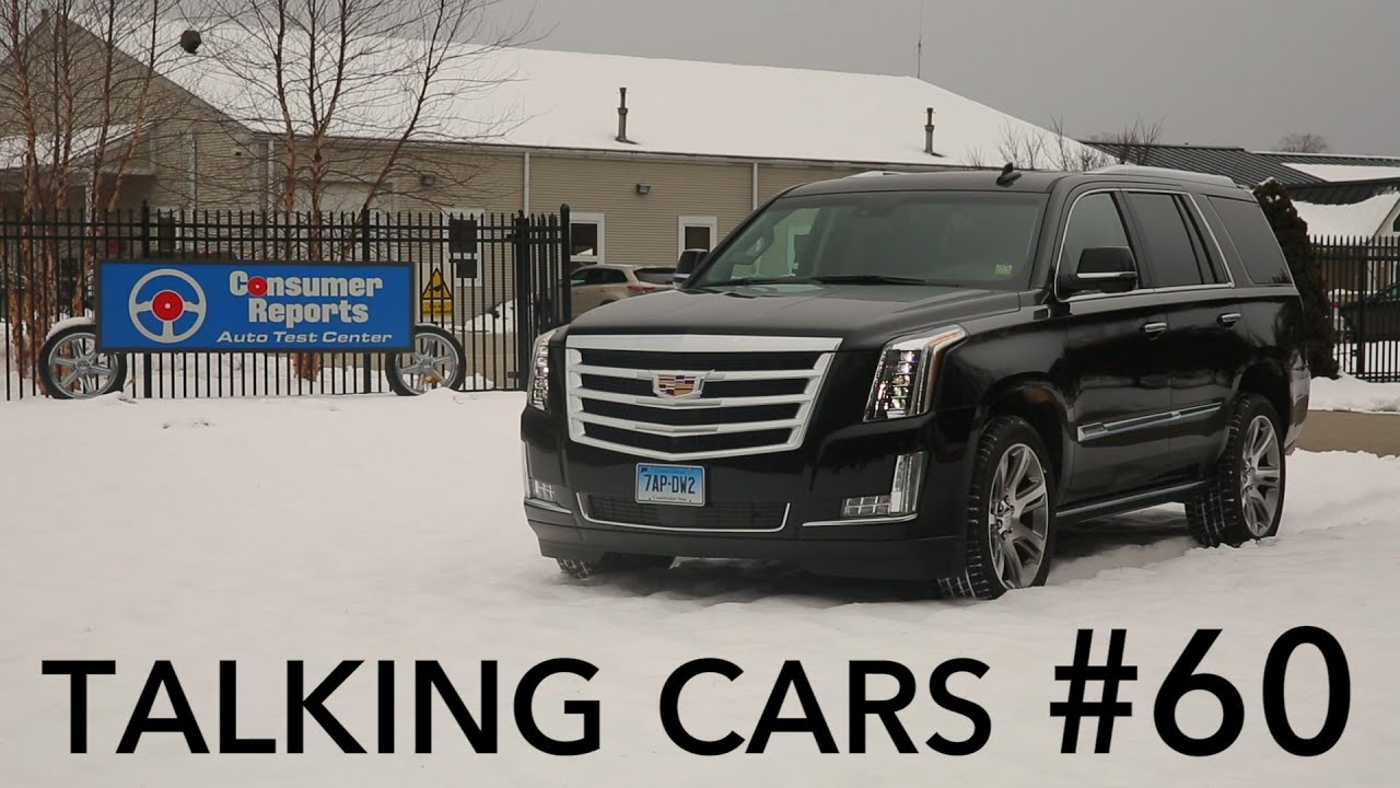 Talking Cars With Consumer Reports #60: Cadillac Escalade Vs. Lincoln  Navigator | Consumer Reports   YouTube