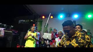 Toxic Crow rompe en vivo en carnaval de la jacobo Majluta thumbnail