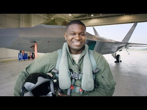 U.S. Air Force: Maj Paul Lopez II, F-22 Pilot