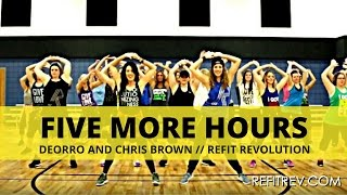 """Five More Hours"" 