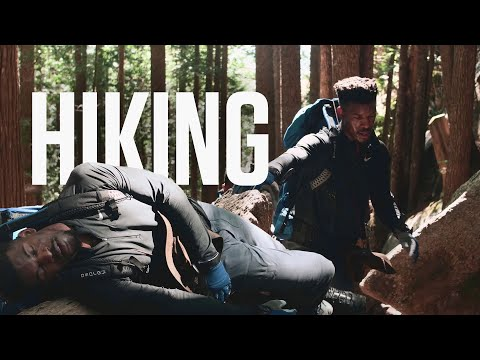 Sometimes you just gotta stay in your lane. | Jimmy tries ep 3: How to Hike.