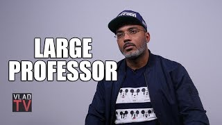 Large Professor Lists His Top-Five Hip-Hop Producers of All Time (Part 11)