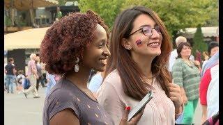 Անկախության տոնը՝ Երևանում
