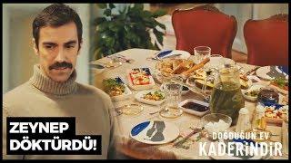 Zeynep'ten Kahvaltı Hazırlama Sanatı! | Doğduğun Ev Kaderindir 6. Bölüm