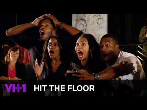 A jealous zero interrupts jude 39 s date hit the floor doovi for Hit the floor zero