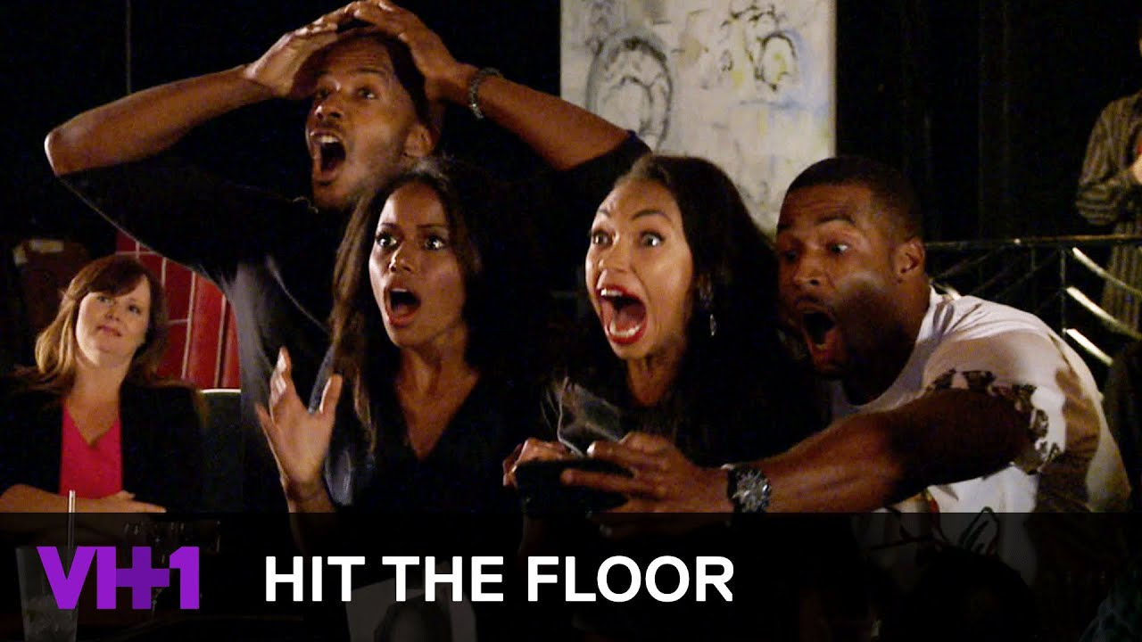 Hit the floor instant replay countdown 1 the most for Hit the floor zero