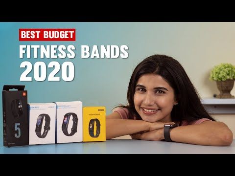 Best Budget Fitness Trackers 2020 Edition