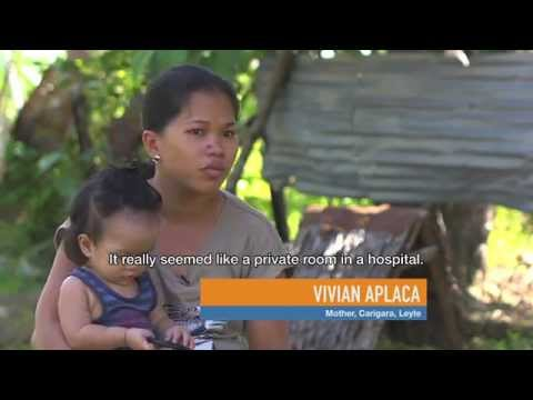 Surviving Haiyan: A Celebration of Women's Resilience