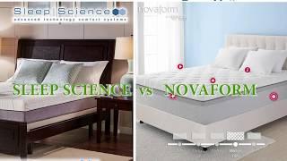 COSTCO SLEEP SCIENCE 10 INCH MEMORY FOAM MATTRESS UPDATE