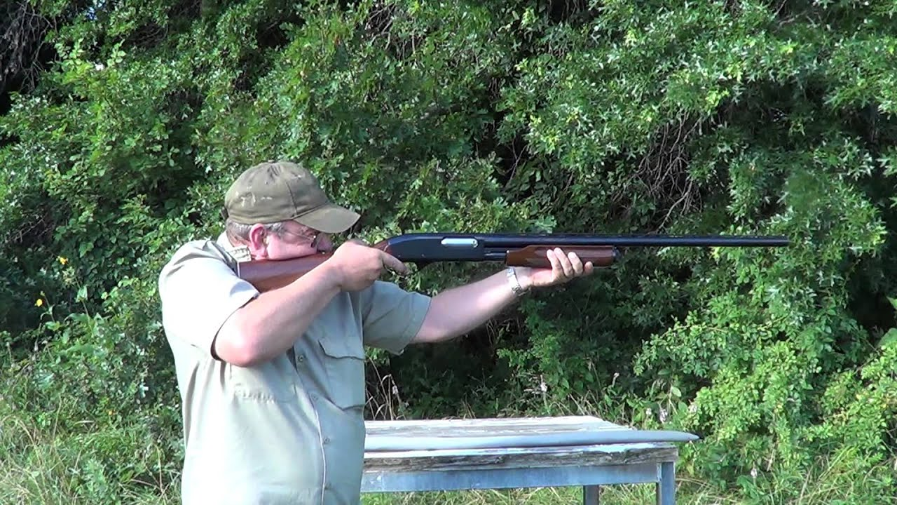 Remington 870 Wingmaster 12ga Shotgun Youtube Parts List Wallpapers Premium