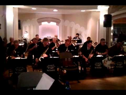 The Pat Crawford Big Band and Lou Rougani
