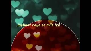 Banjare Ko Ghar - Jise Zindagi Dhund Rahi Hai | Ek Tha Villan | Lyrics | Whatsapp Status
