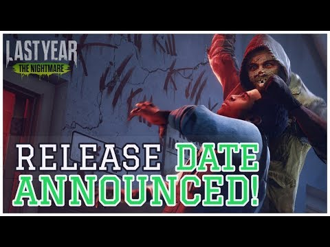 RELEASE DATE ANNOUNCED! | Coming to CONSOLES?! | Last Year: The Nighmare