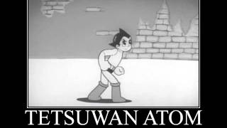 Tetsuwan Atom The First Anime