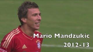 Mario Mandzukic Compilation Bayern München 201213