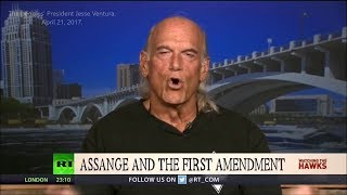 Jesse Ventura Calls For The Arrest Of Donald Trump