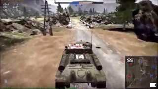 Гонки на выживание Наземная техника в War Thunder
